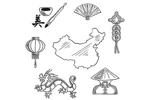 Chinese national symbols