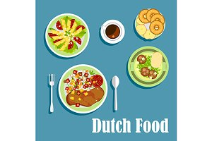National dutch cuisine
