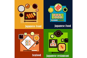 National japanese cuisine