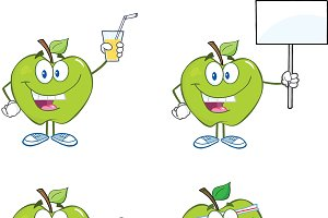 Green Apples Collection - 2