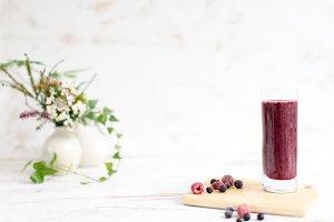 Flowers, Berries & Healthy Living