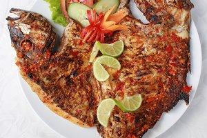Grilled Manado Fish