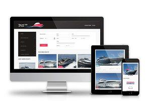 Boats - Yacht Marine Joomla Template