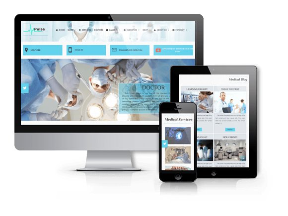 Pulse - Medical WordPress Theme