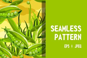 Seamless model of field pea