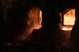 Well-Lit Caves