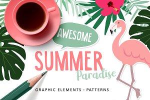 Summer Paradise set