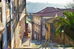 Traditional Porto street
