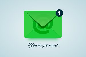 You've got mail illustration.