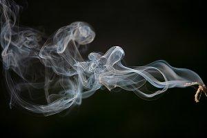 The Fabric of Smoke