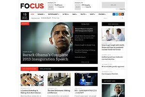 DW Focus - Responsive WordPress News