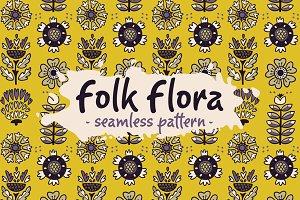 Folk flora