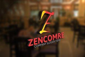 Zencomre /Letter Z Logo
