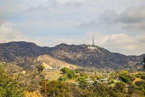 landmark Hollywood Sign