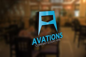 Avations / A Letter Logo