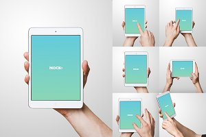 iPad Mini Studio Mockups