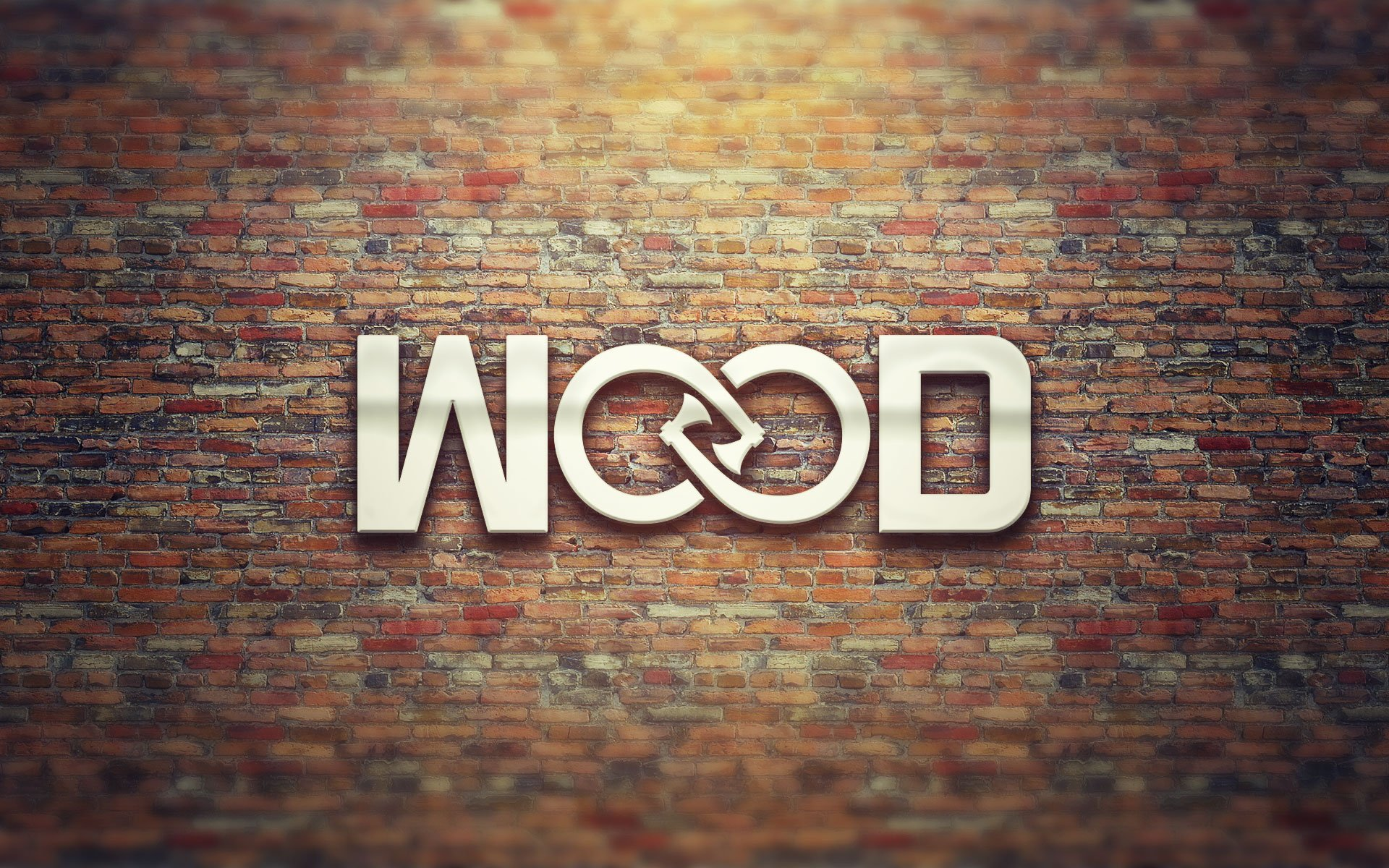 Wood Corporate Logo Design Logo Templates Creative Market