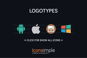 iconsimple: logotypes