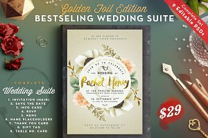 Wedding Suite IV for Bestseller Card