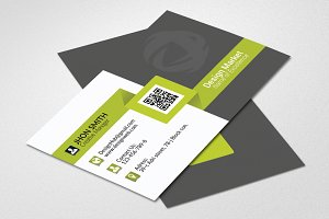 Creative vectored Business Card