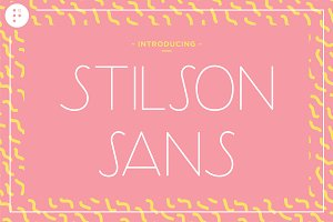 Stilson Sans