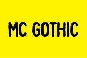 MC GOTHIC