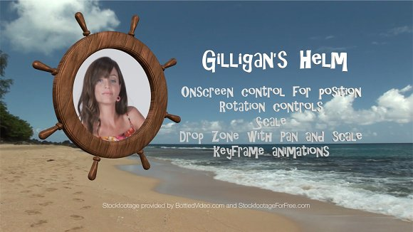 Gilligan's Helm For FCPX