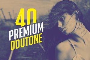 40 Premium Doutone