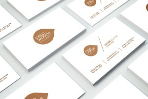 Premium Business Card Templates 06