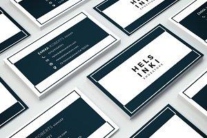 Premium Business Card Templates 04