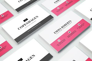 Premium Business Card Templates 02