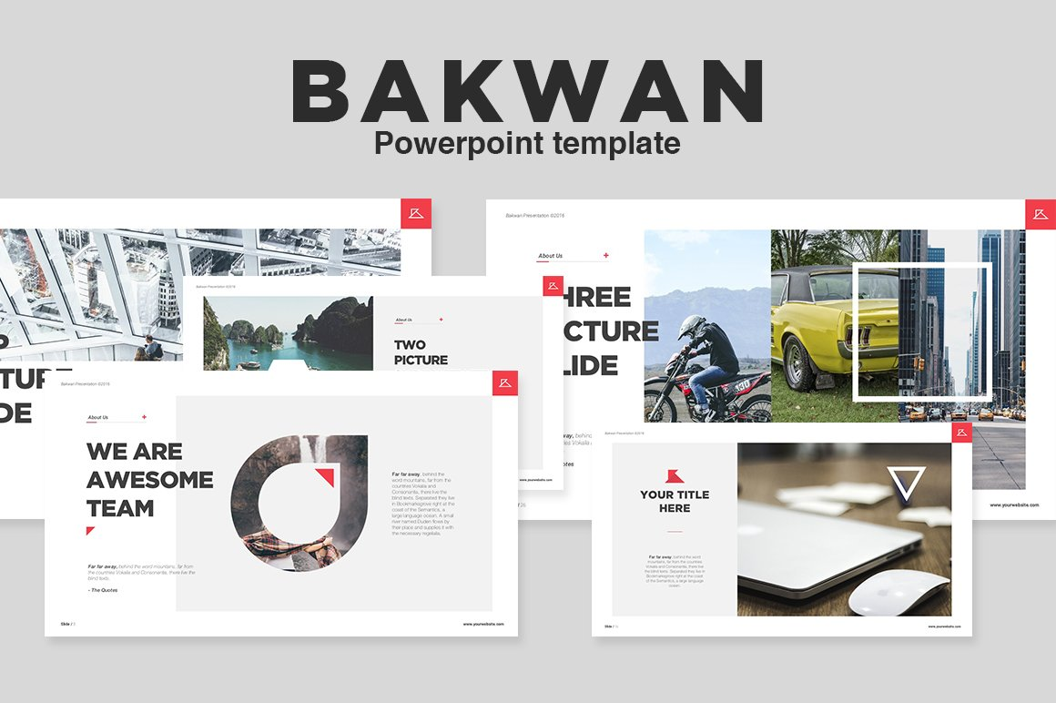 Bakwan Powerpoint Template Powerpoint Templates