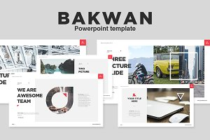 Bakwan PowerPoint Template