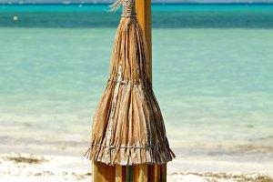 Tropical Beach Lantern