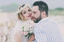 Wedding on the beach of Sardinia