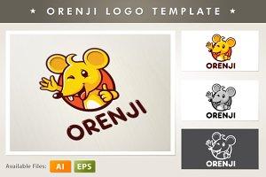 Orenji Logo Template