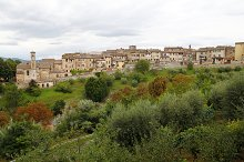 Village in the Tuscany