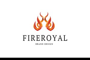 Fire Royal Logo