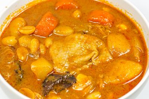 Massaman, Thai cuisine