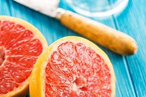Summer grapefruit