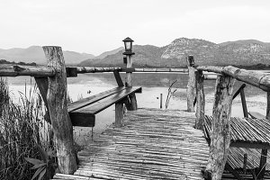 Old Wood Pier