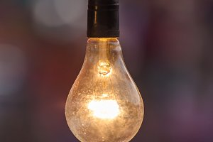 Old Light bulb