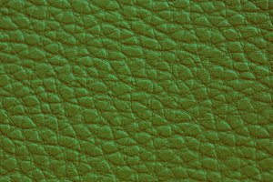 Dark green Leather