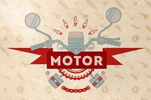 Set of Motor Patterns