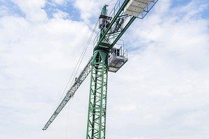 Tower Crane under