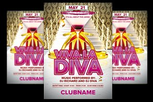 Viva LA Diva Ladies Night