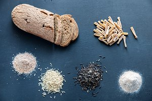 Wholegrain products