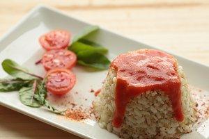 Cuban style rice
