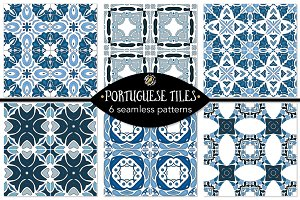 Set 11 - 6 Seamless Patterns