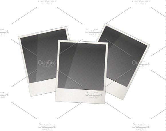 Polaroid Family Nudist  Designtube - Creative Design Content-9568